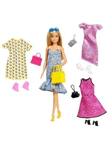 Barbie Oyun Set Renkli